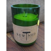 Rewined Scented Candles - Pinot Grigio