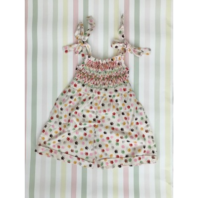 Playsuit -Paws- 1 yr old