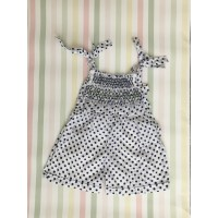 Playsuit -  Blue spot - 1yr old