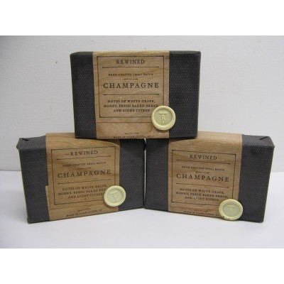 Rewined Soap -  Champagne scented