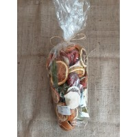 Christmas Pot Pourri Bag