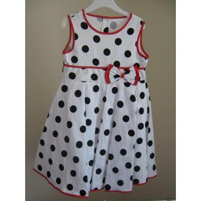Girls Polka Dot Dress