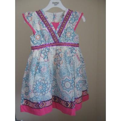 Girls Sequin Style Dress